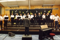 19.10.2019 - Auftritt beim Konzert der jungen Chöre