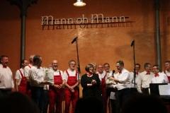 09.03.2019 - Konzert gemeinsam mit Mann-oh-Mann Wernau